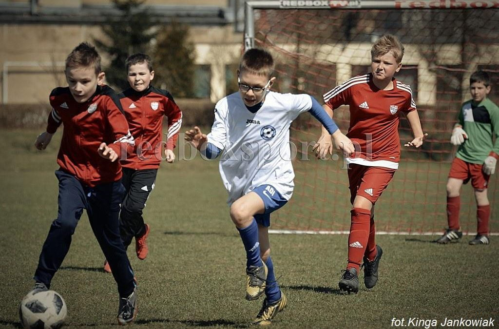 Red Box Junior Liga rozpoczęta