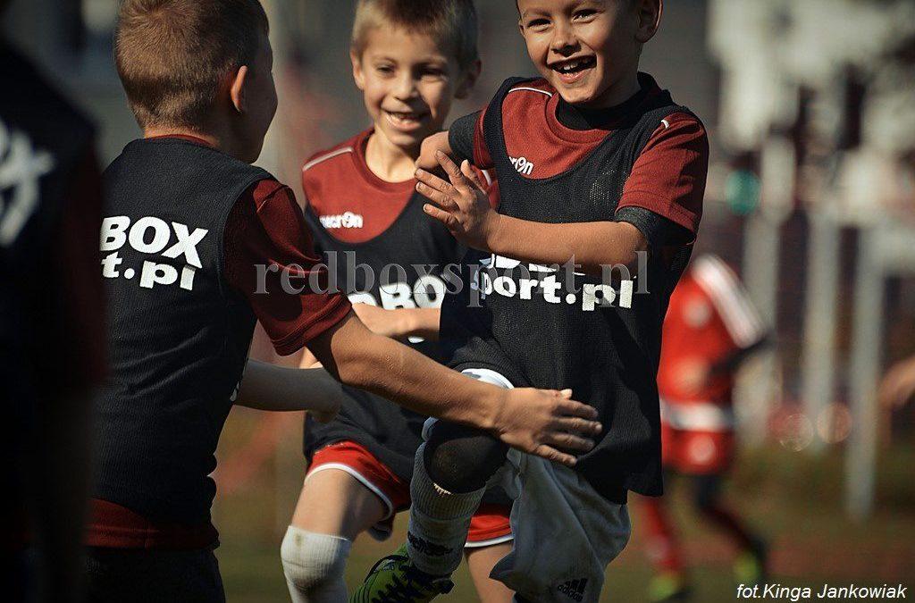 Red Box Liga Juniorów – Tabela 22.09.2018