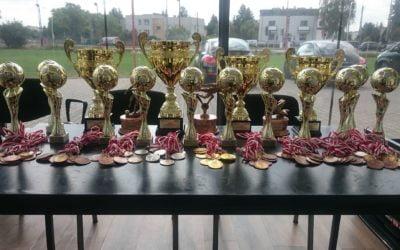 RED BOX CUP Junior o puchar Wójta gminy Suchy Las 1.09.2018