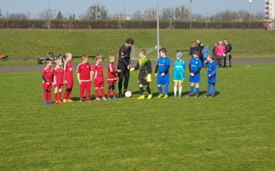 Inauguracja RED BOX Junior Ligi