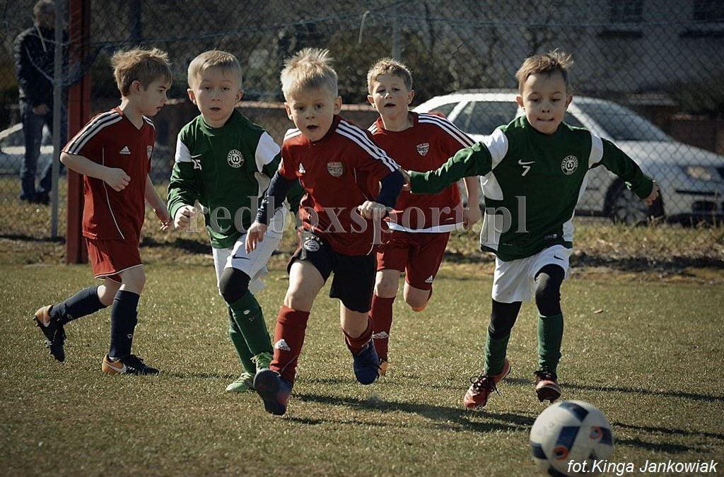 II kolejka RED BOX Junior Ligi