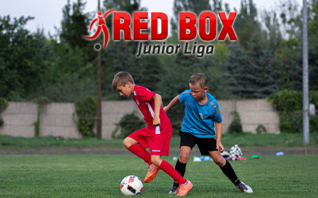 Terminarz I kolejki Red Box Junior Ligi