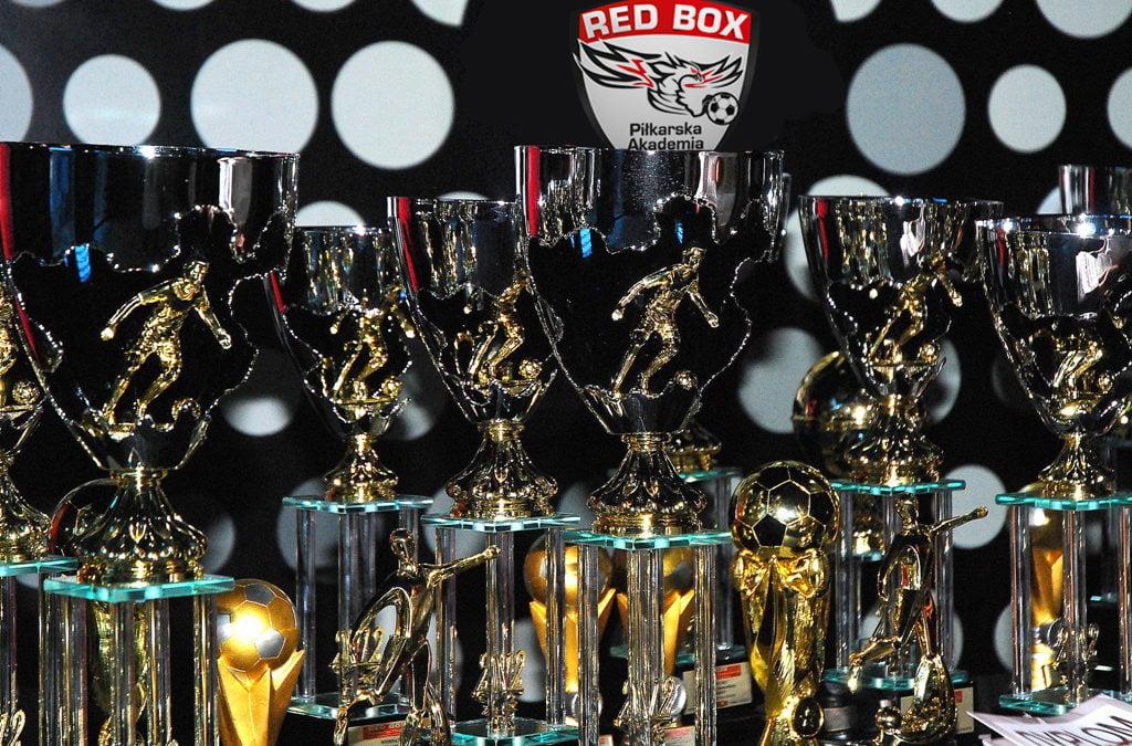 Świąteczna gala sportowa RED BOX Piłkarskiej Akademii