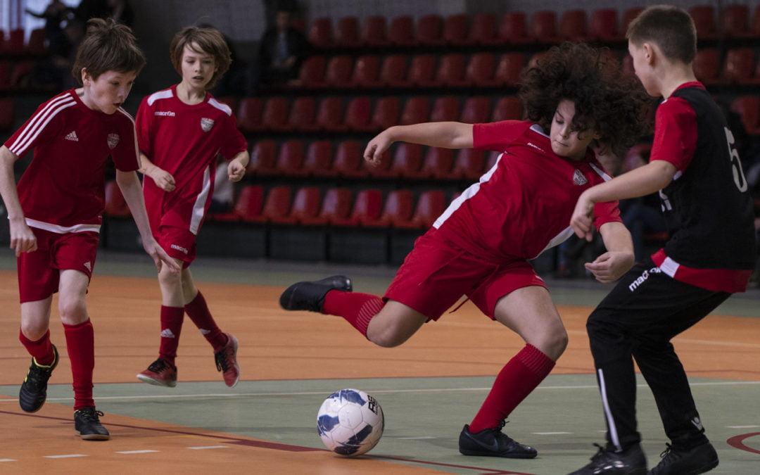 I wewnętrzny Turniej RED BOX Piłkarskiej Akademii
