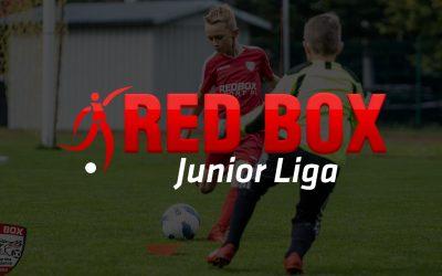 Terminarz 1 kolejki RED BOX Junior Ligi