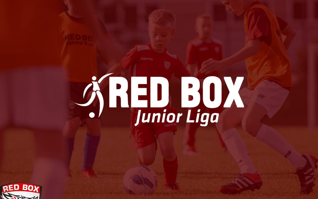 Terminarz I kolejki RED BOX Junior Ligi