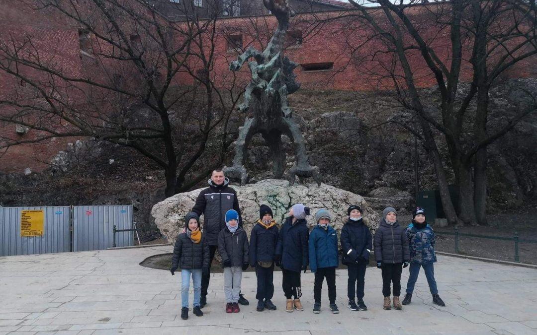 Żak młodszy na turnieju w Krakowie